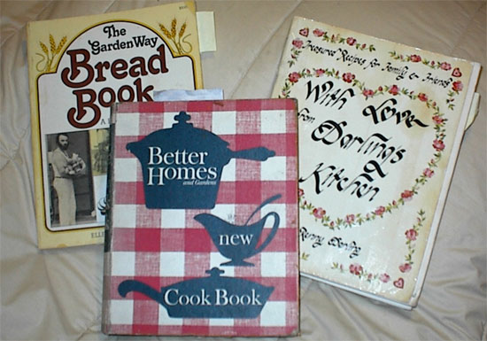 Reviews of My Most Useful Cookbooks