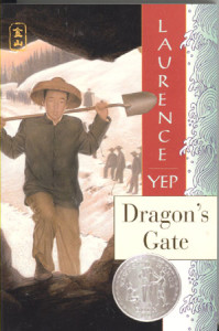 Review of Dragon's Gate by Laurence Yep