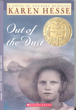 Review of Out of the Dust and Other Books for Children and Teens that Deal with Death
