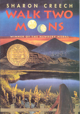 Cover of Walk Two Moons