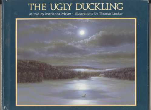 The Ugly Duckling and other books illustrated by Thomas Locker