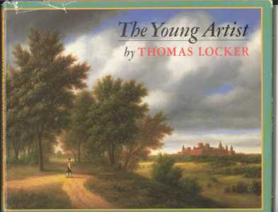 Review of The Young Artist and Other Books by Thomas Locker