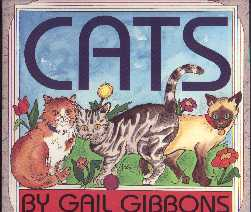 Review of Gail Gibbons' Cats