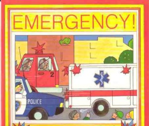 Review of Gail Gibbons' Emergency