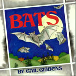 Review of Gail Gibbons' Bats