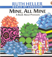 Review of Ruth Heller's A World of Language Series