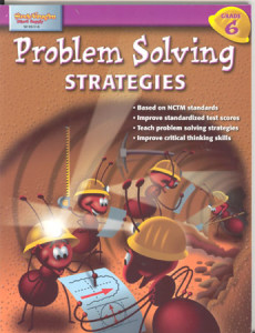 Review of Steck-Vaughn Problem Solving Strategies