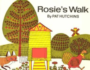 Review of Rosie's Walk by Pat Hutchins