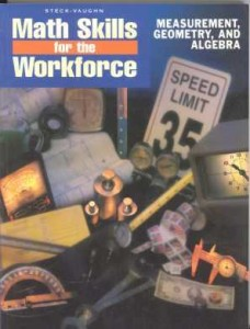 Review of Math Skills for the Workforce