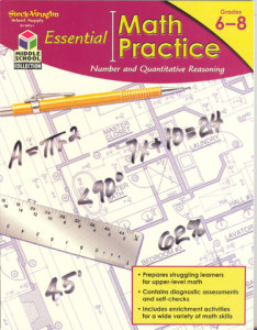 Review of Essential Math Practice Series by Steck-Vaughn