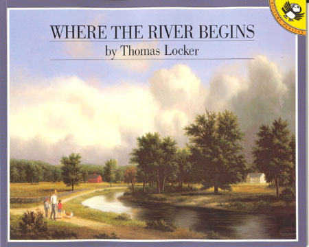 Review of Where the River Begins and Other Books by Thomas Locker