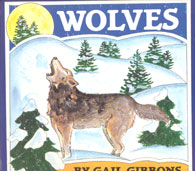 Review of Gail Gibbons' Wolves