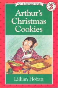 Cover of Arthur's Christmas Cookies