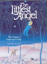 Cover can of The Littlest Angel