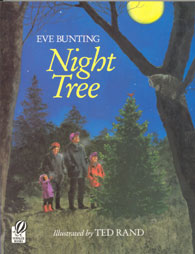 Cover Scan of Night Tree