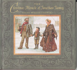 Cover of The Christmas Miracle of Jonathan Toomey