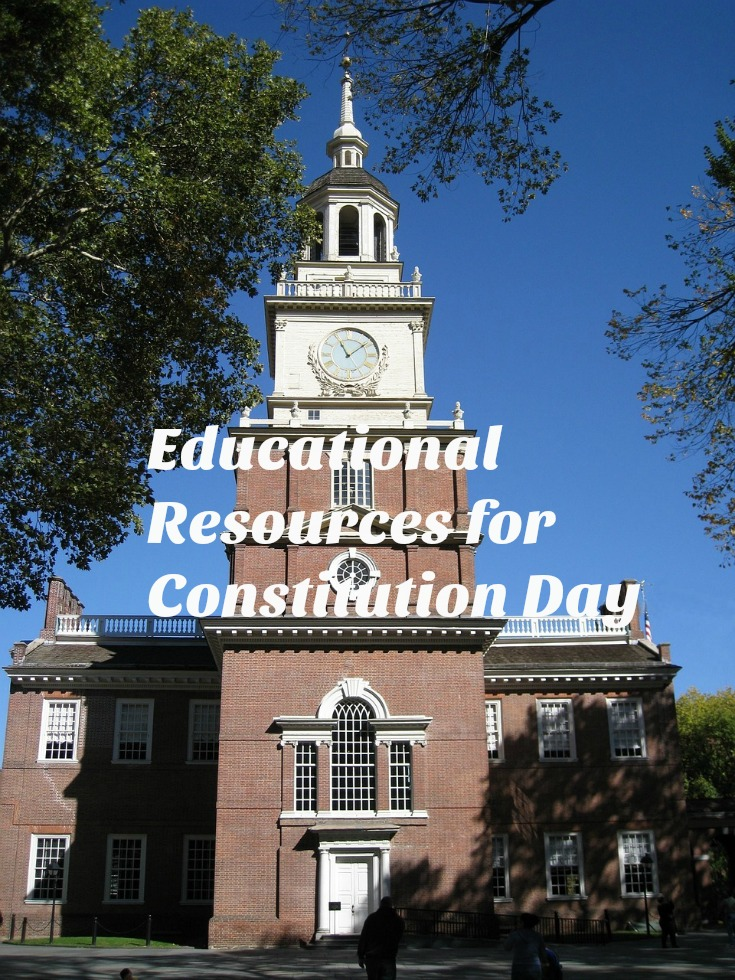 Constitution Day Educational Resources