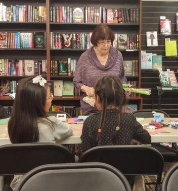 Meet Beryl Reichenberg and Her Books