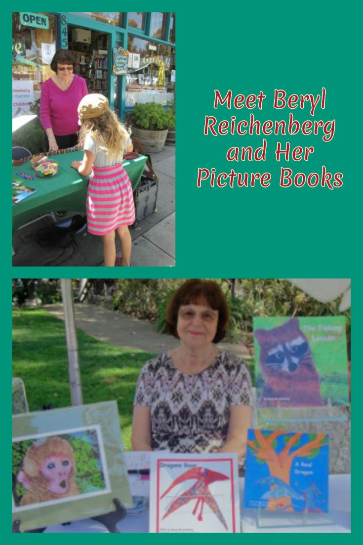 Meet Beryl Reichenberg and Her Picture Books
