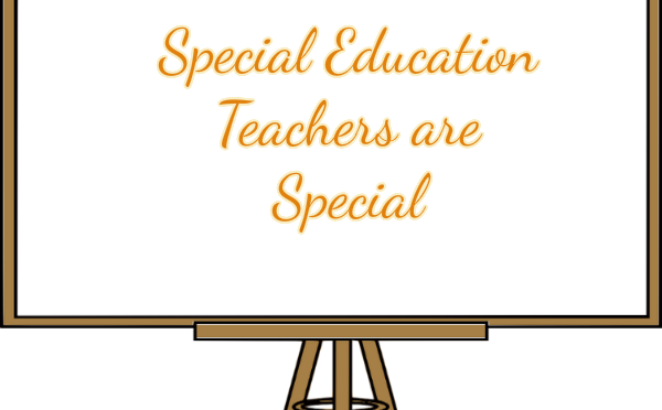 Special Education Teachers are Special